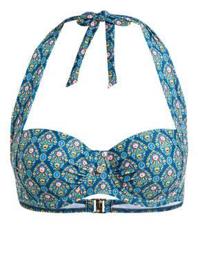 PIP studio Neckholder-Bikini-Top LOTTY MUMBAI HEART