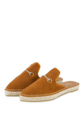 WALK AND LOVE Slipper im Espadrilles-Stil