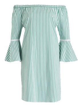 Mrs & HUGS Off-Shoulder-Kleid