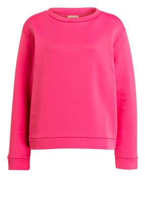 Mrs & HUGS Sweatshirt mit Rückenprint