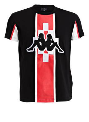 MARCELO BURLON T-Shirt KAPPA