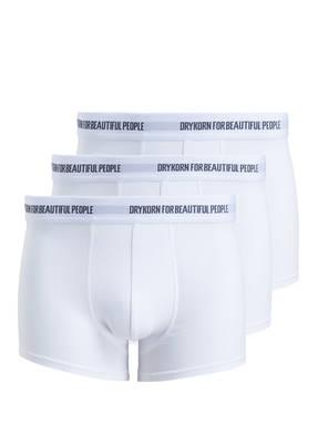 DRYKORN 3er-Pack Boxershorts
