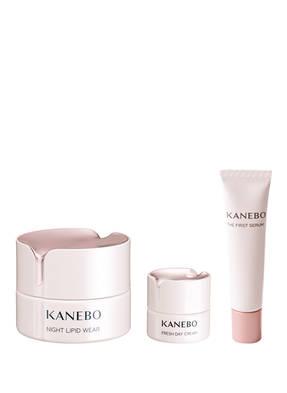 KANEBO NIGHT LIPID WEAR KIT