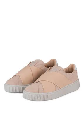 PUMA Slip-on-Sneaker PLATFORM X