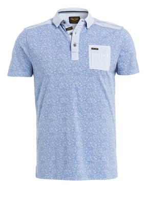 PME LEGEND Piqué-Poloshirt