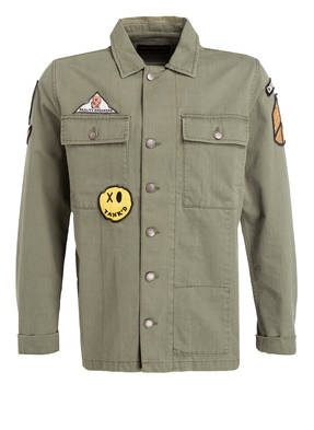 Deus Ex Machina Overshirt  DEVERS mit Patches
