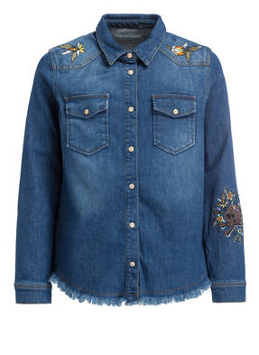ZADIG&VOLTAIRE Jeansbluse