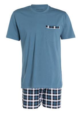 SCHIESSER Shorty-Schlafanzug