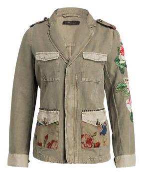 MASON'S Fieldjacket mit Stickereien