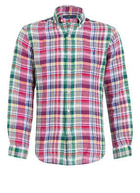 POLO RALPH LAUREN Leinenhemd Standard-Fit