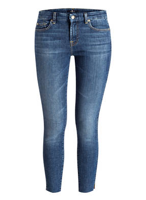 7 for all mankind Skinny-Jeans THE ANKLE SKINNY