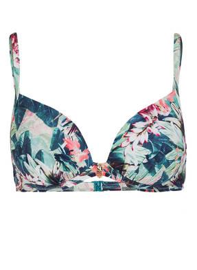 watercult Bügel-Bikini-Top FLORAL CAMO