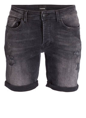CHASIN' Jeans-Shorts EGO Slim-Fit