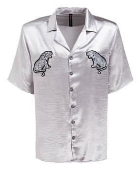 RAGYARD Halbarm-Resorthemd Comfort-Fit