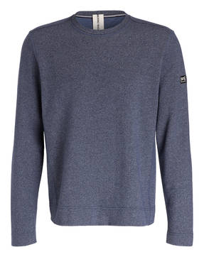 super.natural Sweatshirt VACATION KNIT CREW mit Merinowolle-Anteil