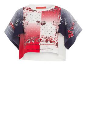 HILFIGER COLLECTION Cropped-Shirt BANDANA
