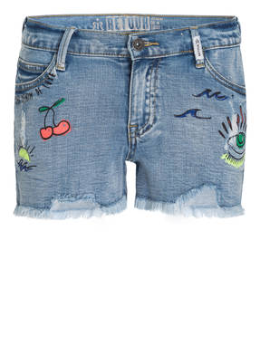 RETOUR DENIM DELUXE Jeans-Shorts