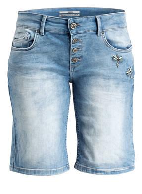 COCCARA Jeans-Bermudas