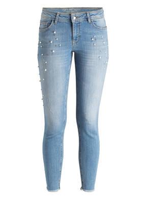 talkabout 7/8-Jeans mit Schmucksteinbesatz