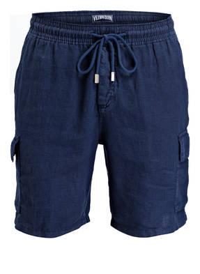 VILEBREQUIN Leinen-Cargo-Shorts