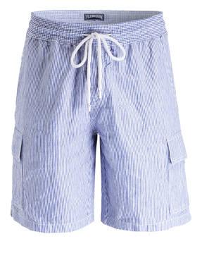 VILEBREQUIN Leinen-Shorts