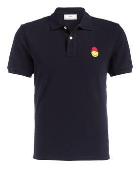 ami Piqué-Poloshirt Slim-Fit