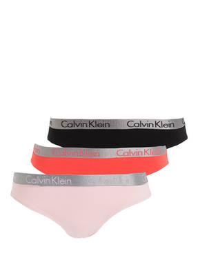 Calvin Klein 3er-Pack Slips