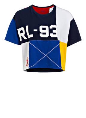 POLO RALPH LAUREN Cropped-Shirt CP-93