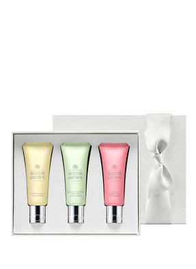 MOLTON BROWN SPRING SIGNATURES HAND CREAM GIFT TRIO