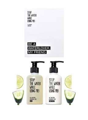STOP THE WATER WHILE USING ME! CUCUMBER LIME