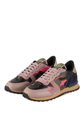 VALENTINO Sneaker CAMOUFLAGE