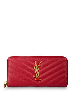 SAINT LAURENT Geldbörse MONOGRAM