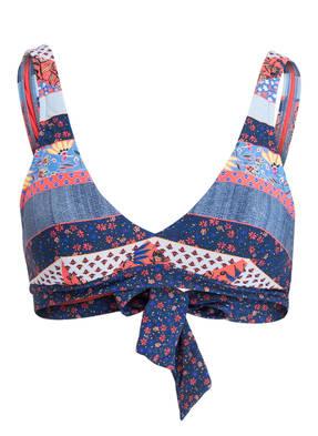 SEAFOLLY Bikini-Top CARIBBEAN KOOL