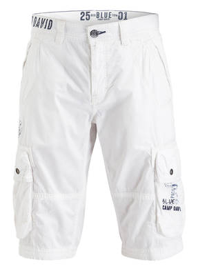 CAMP DAVID Cargo-Bermudas Relaxed-Fit