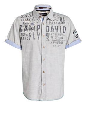 CAMP DAVID Halbarm-Hemd Regular Fit