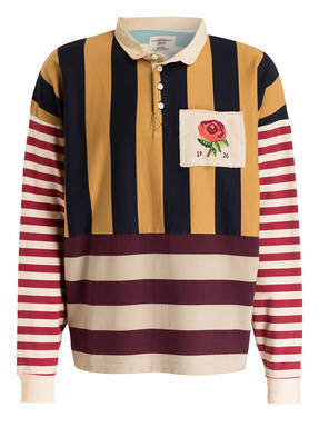 KENT&CURWEN Oversized-Rugbyshirt CARLSTON