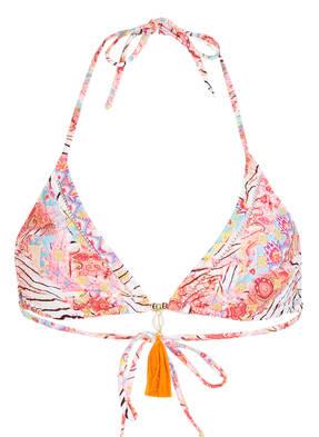 watercult Triangel-Bikini-Top CREATIVE MANIFESTO