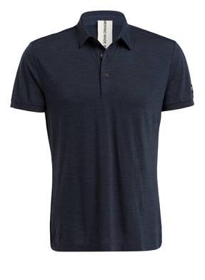super.natural Poloshirt ESSENTIAL mit Merinowolle-Anteil