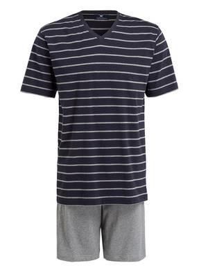 STROKESMAN'S Shorty-Schlafanzug
