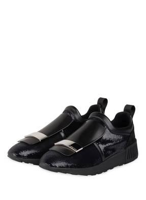 sergio rossi Slip-on-Sneaker