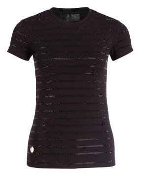 PHILIPP PLEIN T-Shirt STRASS