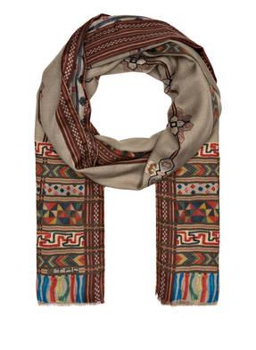 ETRO Cashmere-Schal mit Seidenanteil