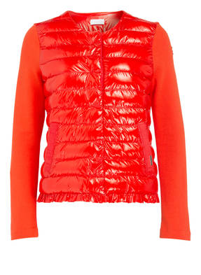 ESCADA SPORT Strickjacke im Materialmix