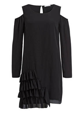 PATRIZIA PEPE Cold-Shoulder-Kleid
