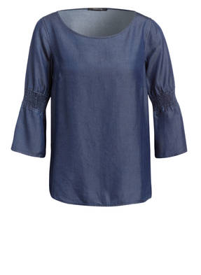 comma Bluse mit 3/4-Arm