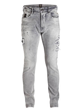 ER-Denim Destroyed-Jeans NICO Tapered Fit