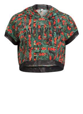 Calvin Klein Cropped-Sweatshirt