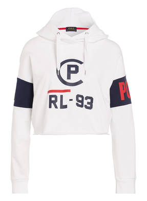 POLO RALPH LAUREN Cropped-Hoodie CP-93