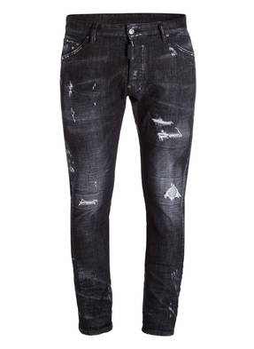 DSQUARED2 Destroyed-Jeans CLASSIC KENNY Slim Fit