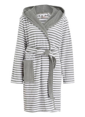 ESPRIT Damen-Bademantel STRIPE